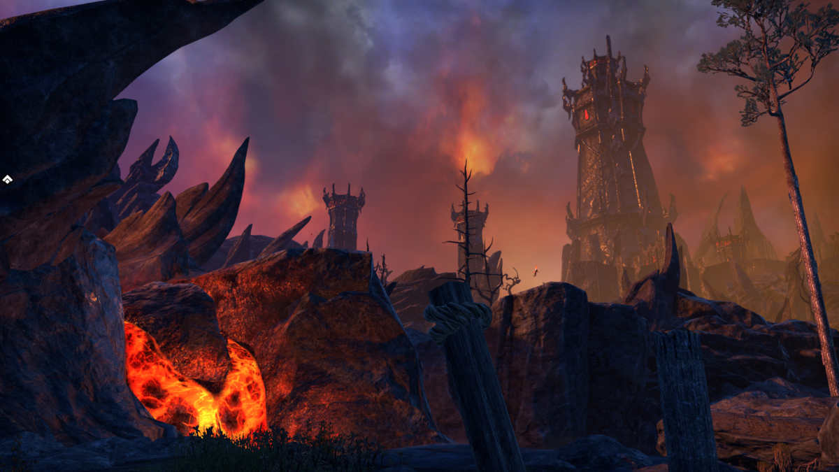 Le Deadlands di Mehrunes Dagon