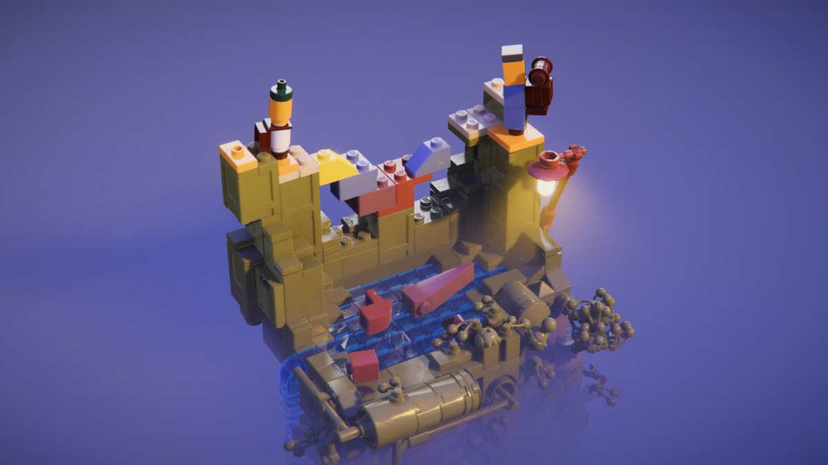 lego builder's journey ponte