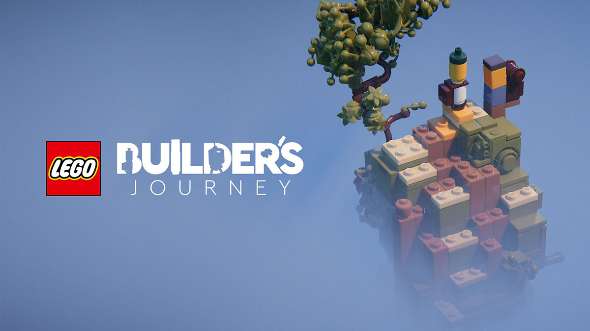 lego builder's journey copertina