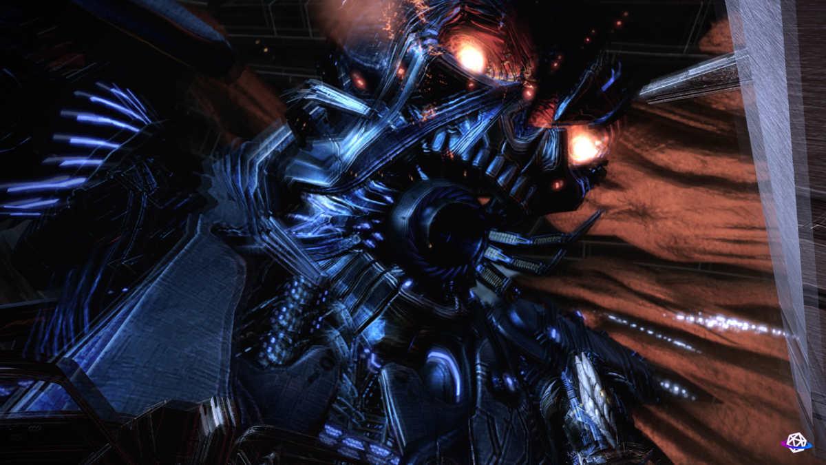 Mass effect 3 legendary edition un nemico cattivissimo