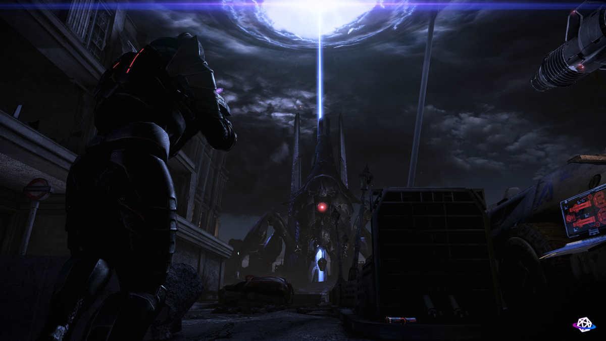 Mass effect 3 legendary edition finale