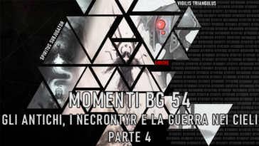 Copertina per la Parte 4 di Momenti BG 54