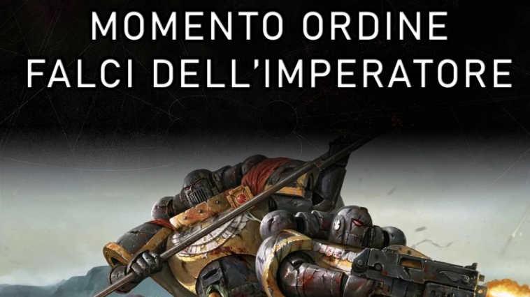 Copertina per il Momento Ordine sulle Falci dell'Imperatore