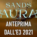 Copertina dell'anteprima su Sands of Aura