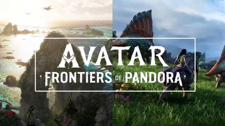 avatar: frontiers of pandora, avatar videogioco, avatar videogioco ubisoft, avatar oper world, avatar videogioco ubisoft trama