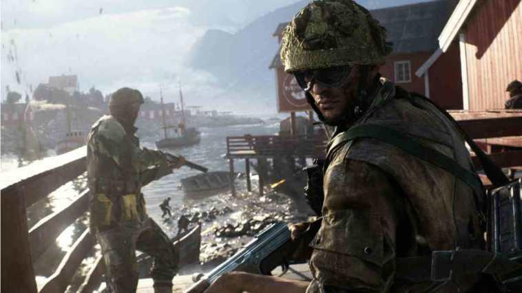 battlefield, battlefield 6, battlefield V, capo progetto battlefield è veterano di call of duty, call of duty, EA Games