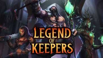 legend of keepers recensione
