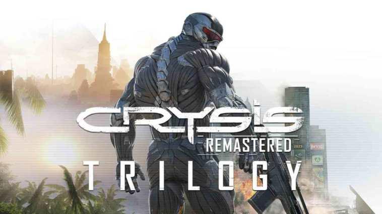 crysis, crysis remastered, crysis remastered trilogy, crysis remastered trilogy uscita
