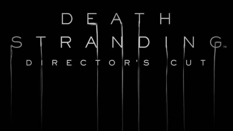 death stranding director's cut annuncio ufficiale