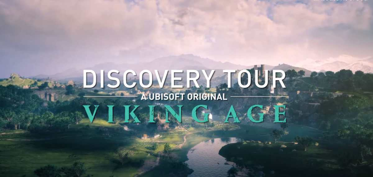 AC Valhalla Discovery Tour