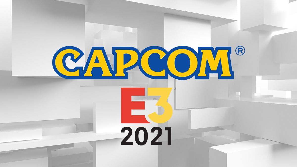 Conferenza Capcom all'E3 2021