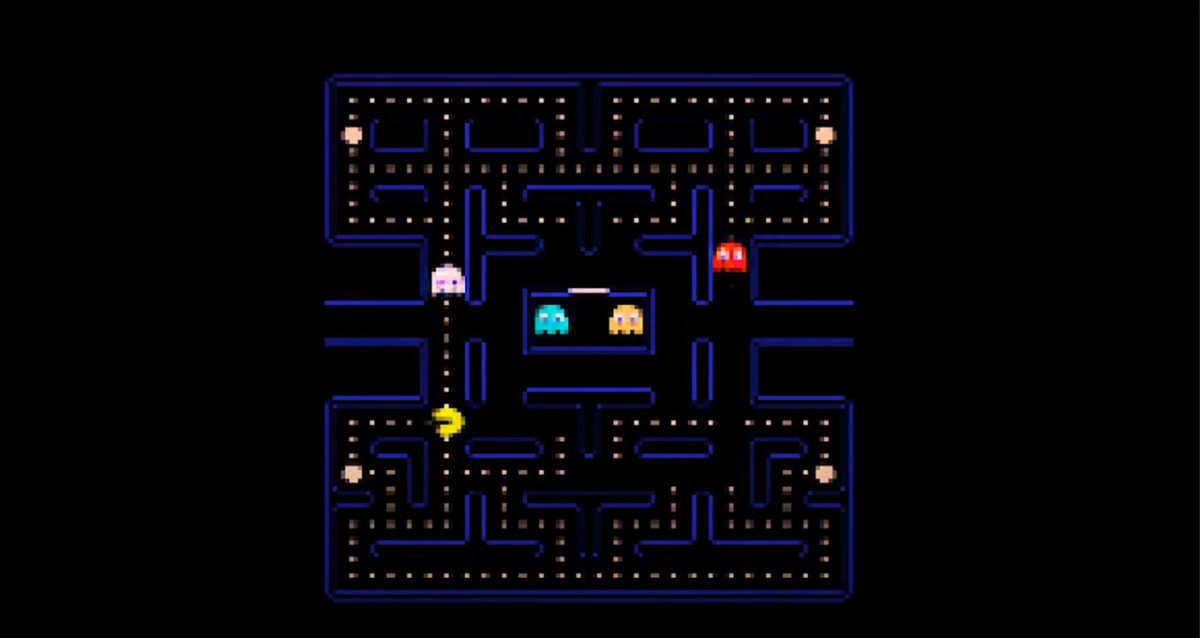 'gta ricostruita con l'IA, GTA, Grand theft auto V, Grand theft auto machine learning, Pac-Man, Pac-Man ricostruito da una IA
