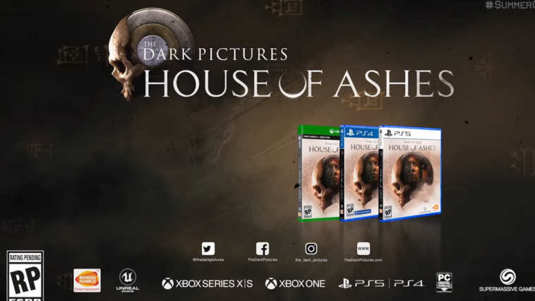 house of ashes data uscita