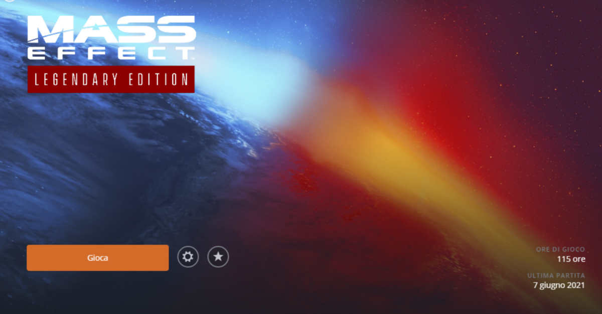 Mass effect legendary - ore di gioco