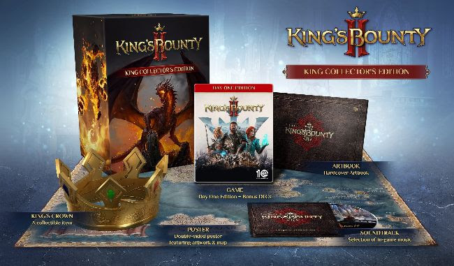 King's Bounty 2 King Collector's Edition