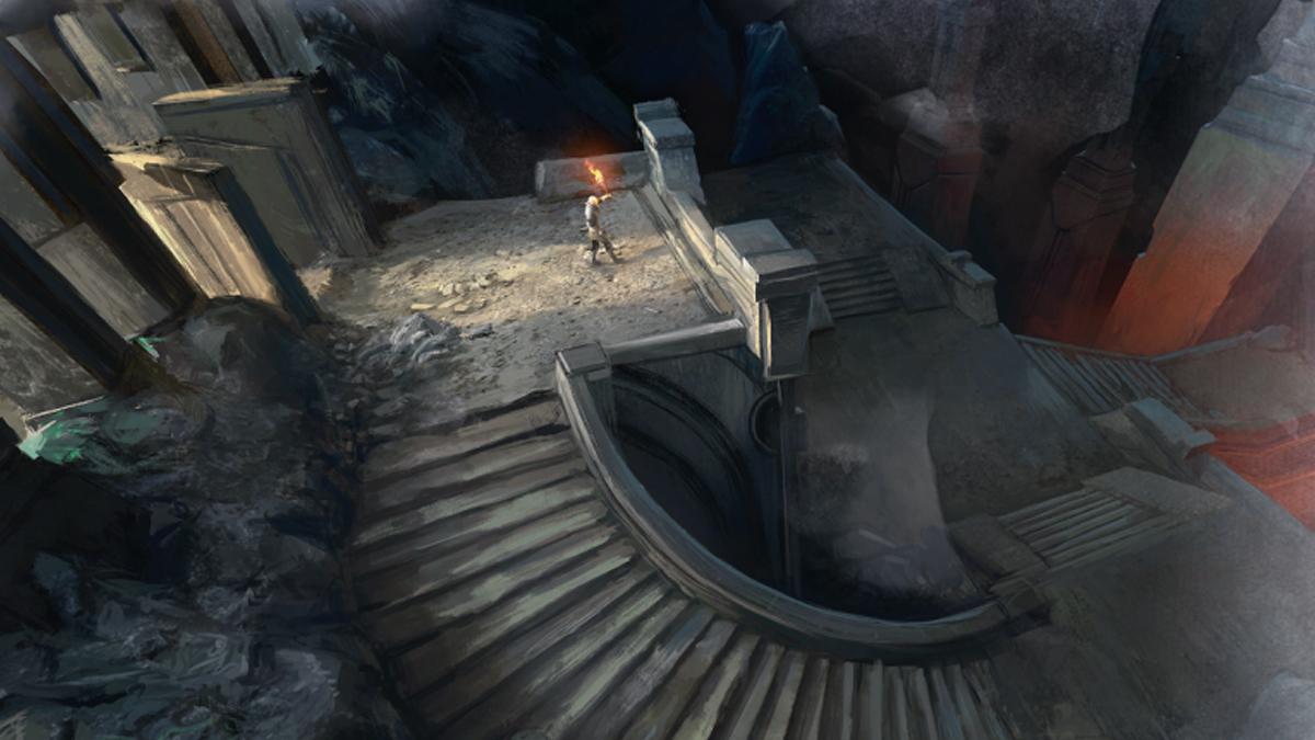 In Scarlet Flames modulo avventura D&D Magic
