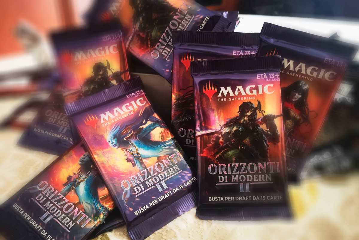 Orizzonti di Modern, la nuova serie di Magic the gathering