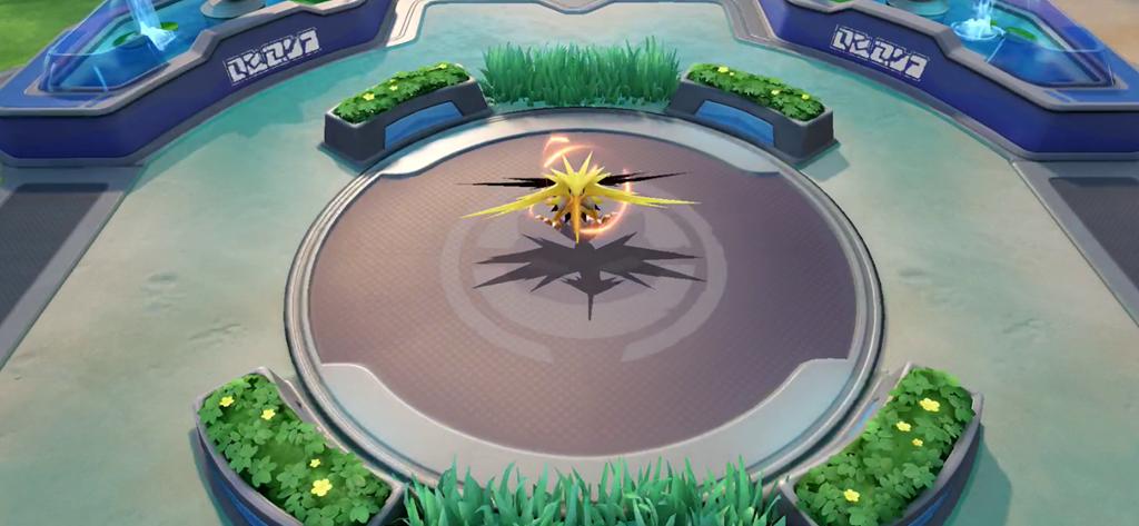 Pokémon Unite, Zapdos