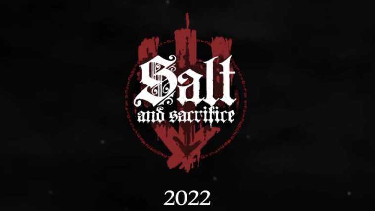 Salt & sacrifice, Salt & sacrifice gioco, Salt & sacrifice equel salt & sanctuary