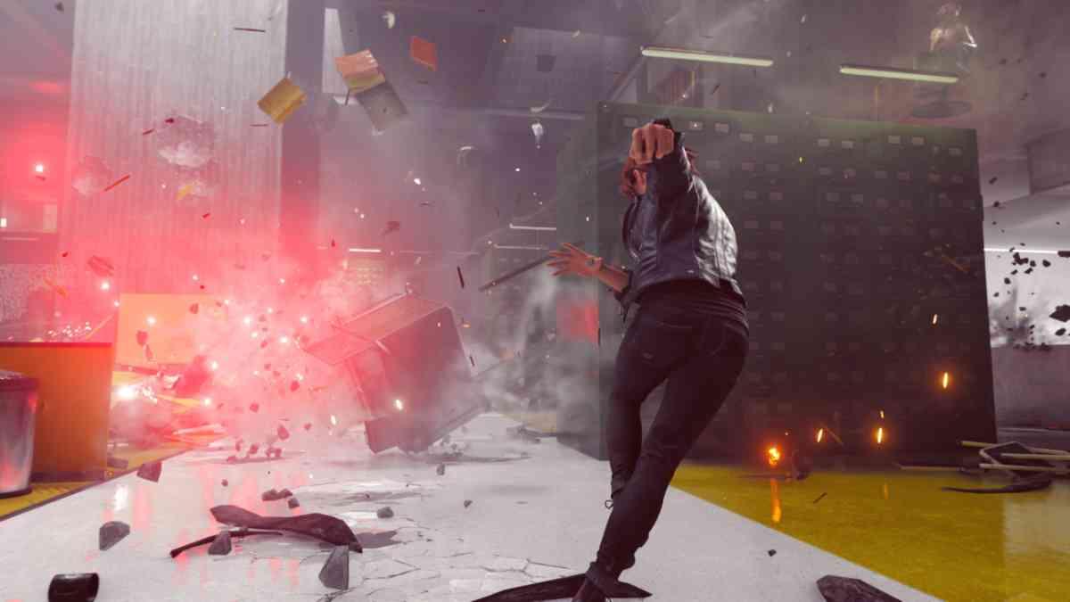 control, control spin-off multiplayer, condor spin-off control, control remedy studios, alan wake, alan wake 2