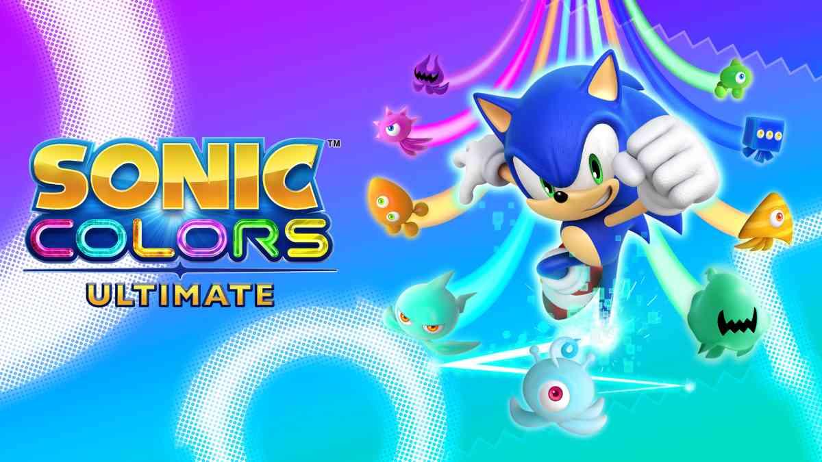 sonic colors ultimate, sonic colors,sonic colors future game show e3 2021, e3 2021, sonic