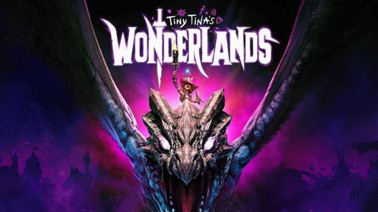 tiny tina's wonderlands - copertina