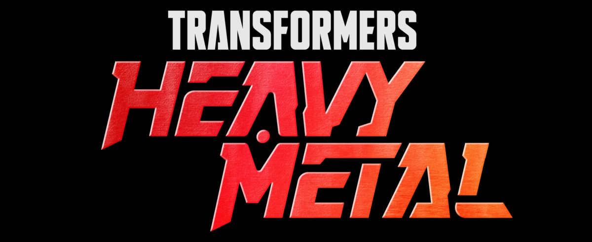 Logo di Transformers Heavy Metal