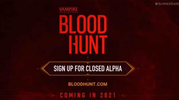 vampire-the masquerade: blood hunt, vampire-the masquerade battle royale, vampire- the masquerade: blood hunt summer game fest, e3 2021 vampire: the masquerade- Blood hunt