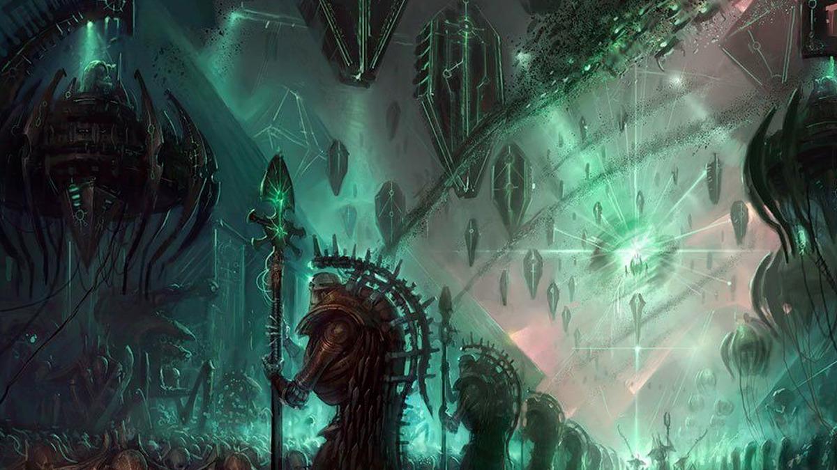 Necron in Warhammer 40.000