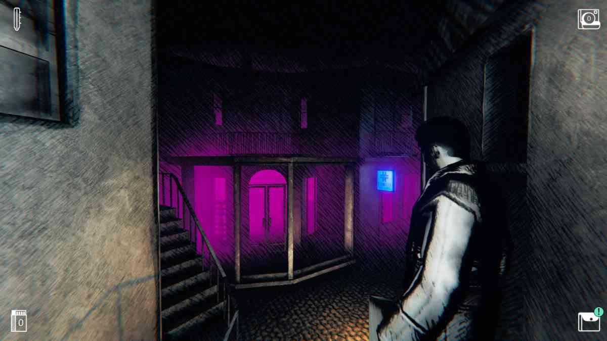 Saturnalia Santa Ragione, Santa Ragione team di sviluppo, Santa Ragione italian developers, Saturnalia gioco horror