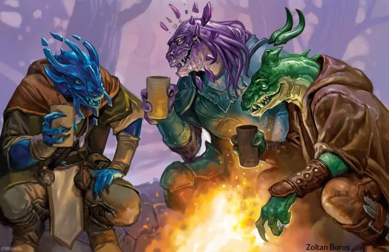 D&D Fizban's Treasury of Dragons
