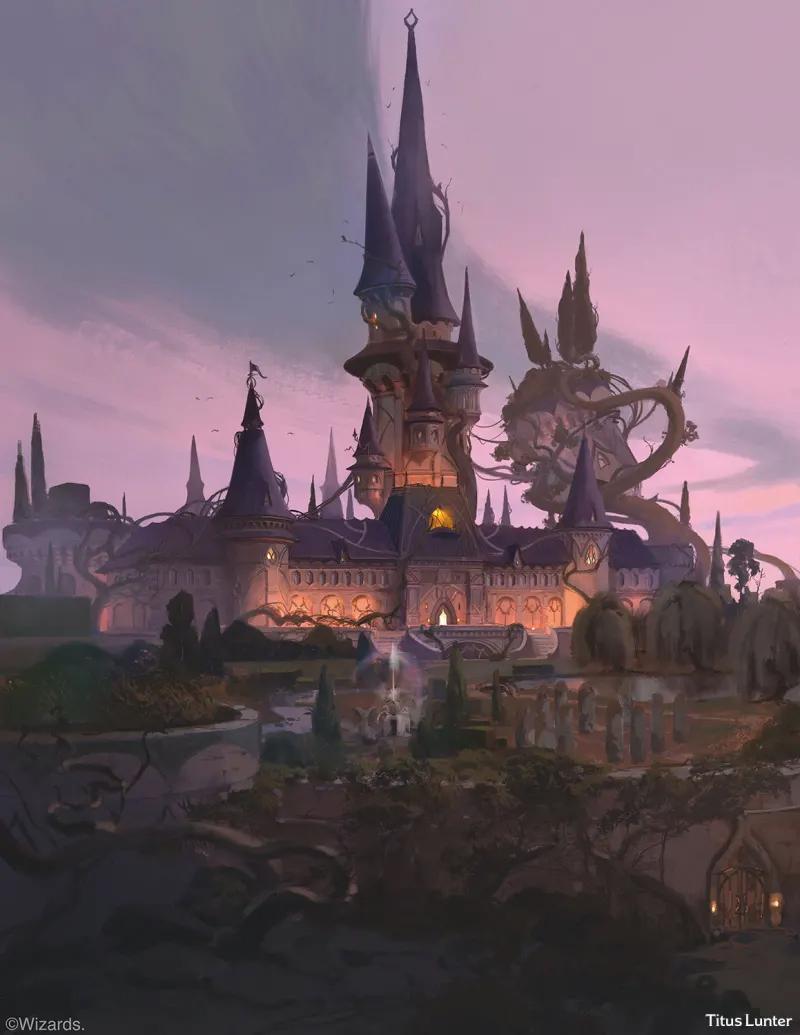 D&D Wild Beyond the Witchlight, Feywild