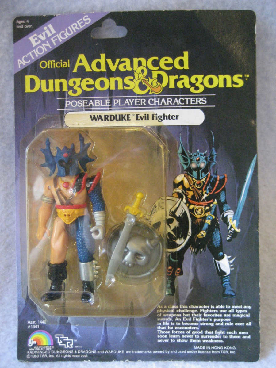 Warduke D&D the Wild Beyond the Witchlight