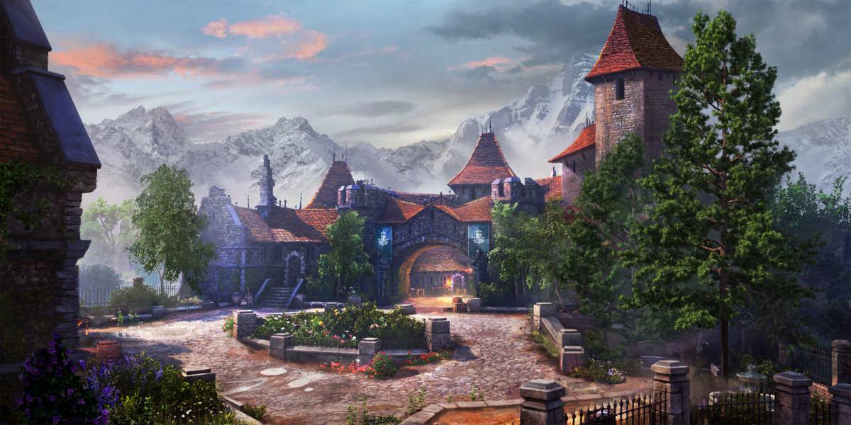 Scenario di Nostria, in King's Bounty 2