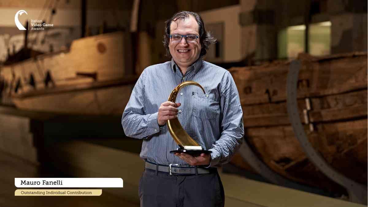 marco fanelli, marco fanelli sviluppatore, marco fanelli Italian Wideo Game Award