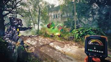 chernobylite cover image