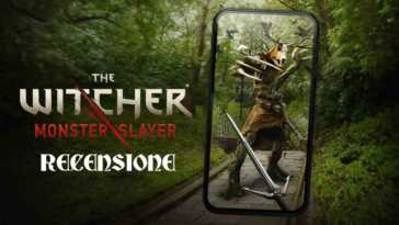 the witcher: monster slayer, the witcher monster slayer recensione, the witcher android, the witcher gioco AR android, the witcher mobile