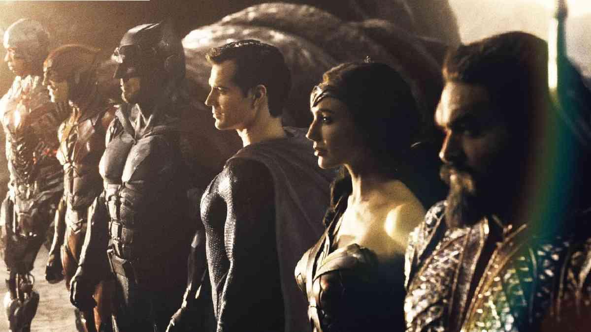 justice league: snyder's cut, Justice league, zack Snyder, zack snyder hideo Kojima, justice league hideo kojima, hideo kojima parla dello Snyder's cut