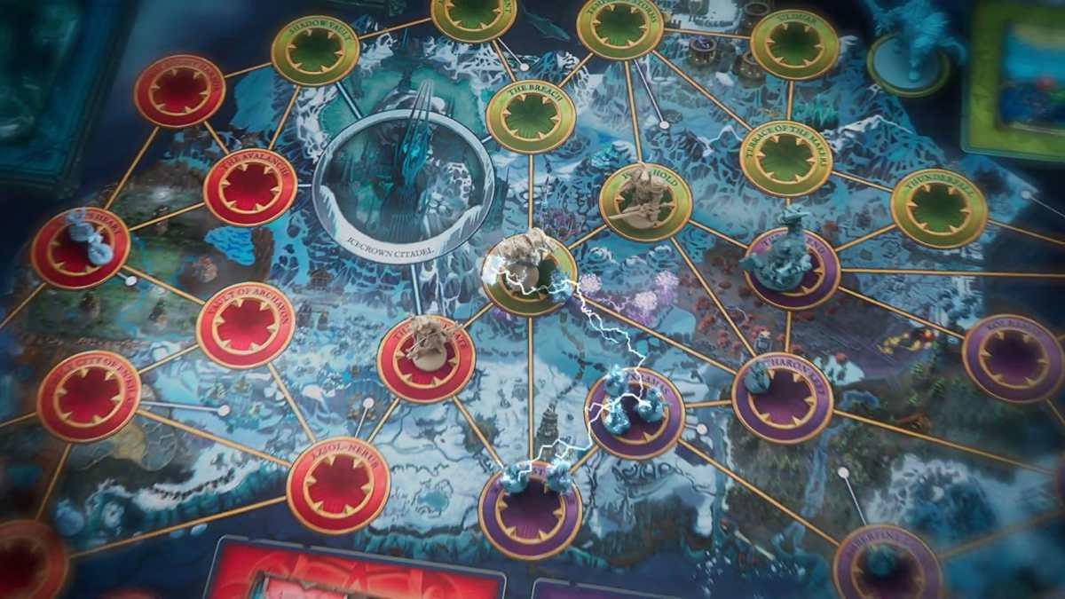 world of warcraft pandemic mappa