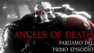 Copertina per commento del primo episodio di Angels of Death