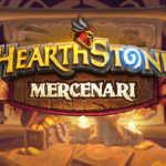 hearthstone mercenari copertina