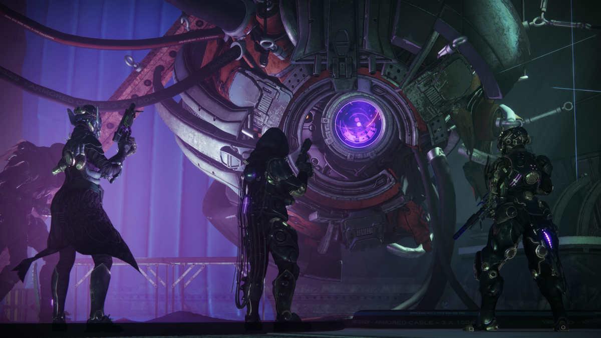 Servitore Tecnosimbionte in Destiny 2