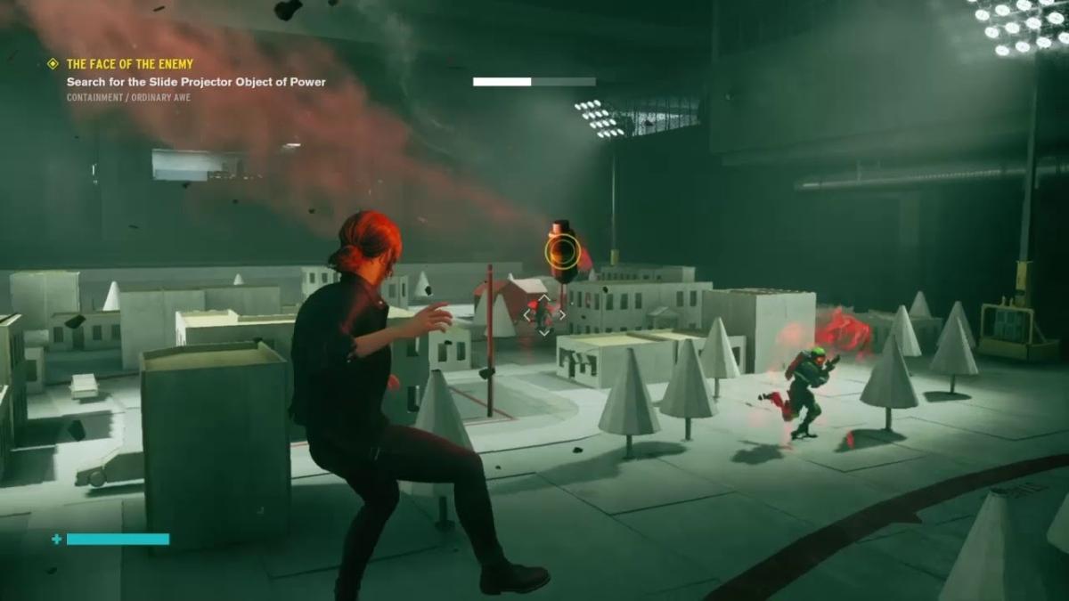 Control gameplay