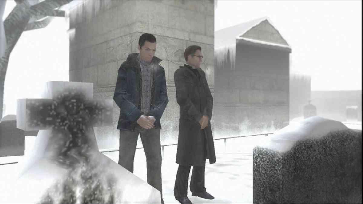 giochi ambientati sulla neve, videogiochi ambientati sulla neve, videogiochi a tema invernale, videogiochi action a tema invernale, fahrenheit, fahrenheit quantic dream, fahrenheit gioco 2005
