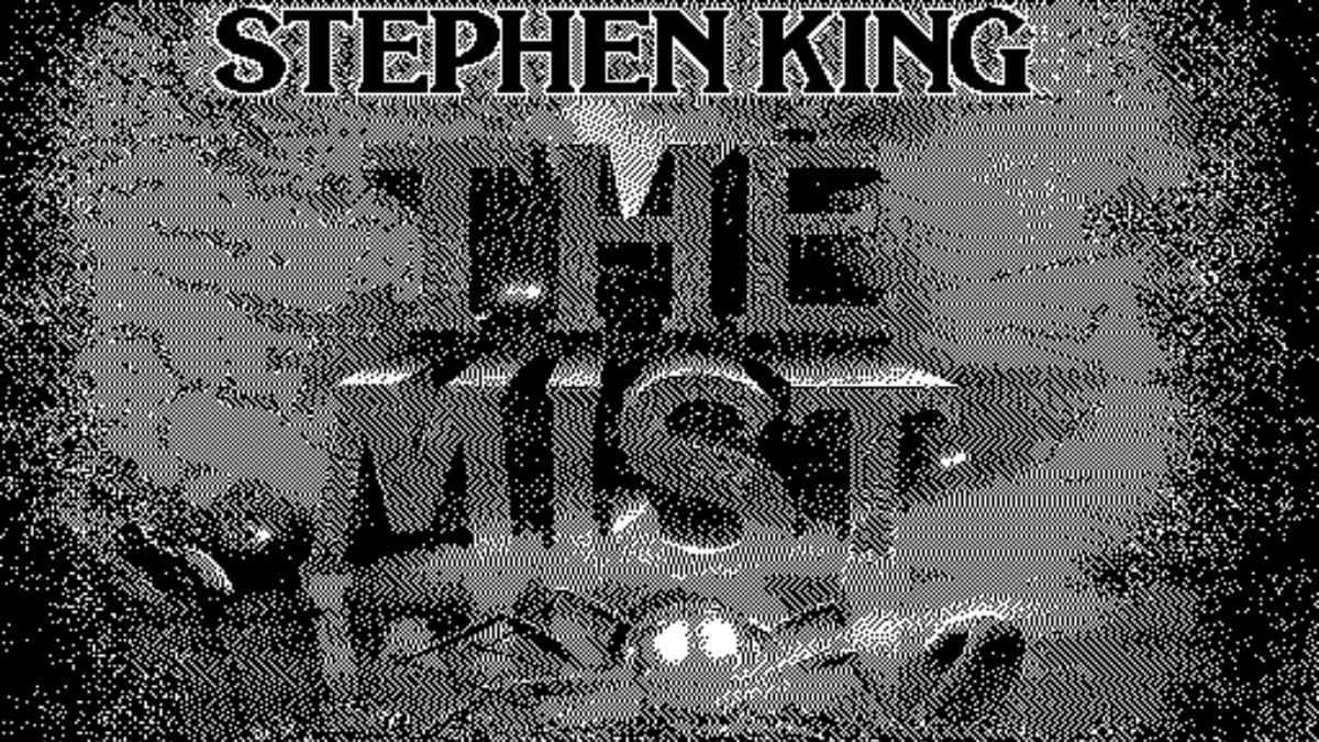 giochi tratti da stephen king, stephen king videogiochi, the mist stephen king videogioco