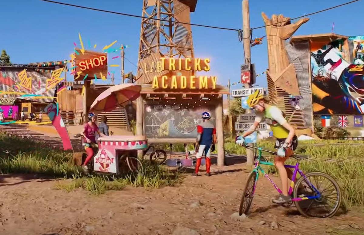 riders republic hub centrale