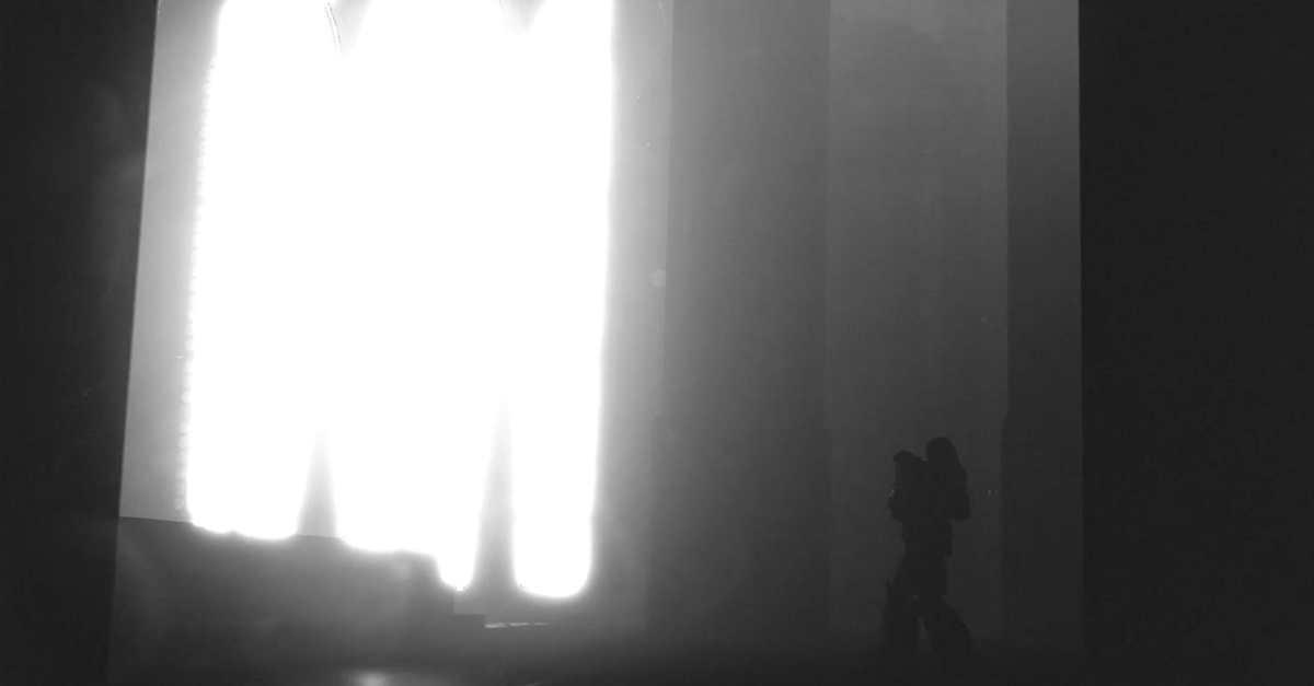 Scena flashback nel quarto episodio di Angels of Death