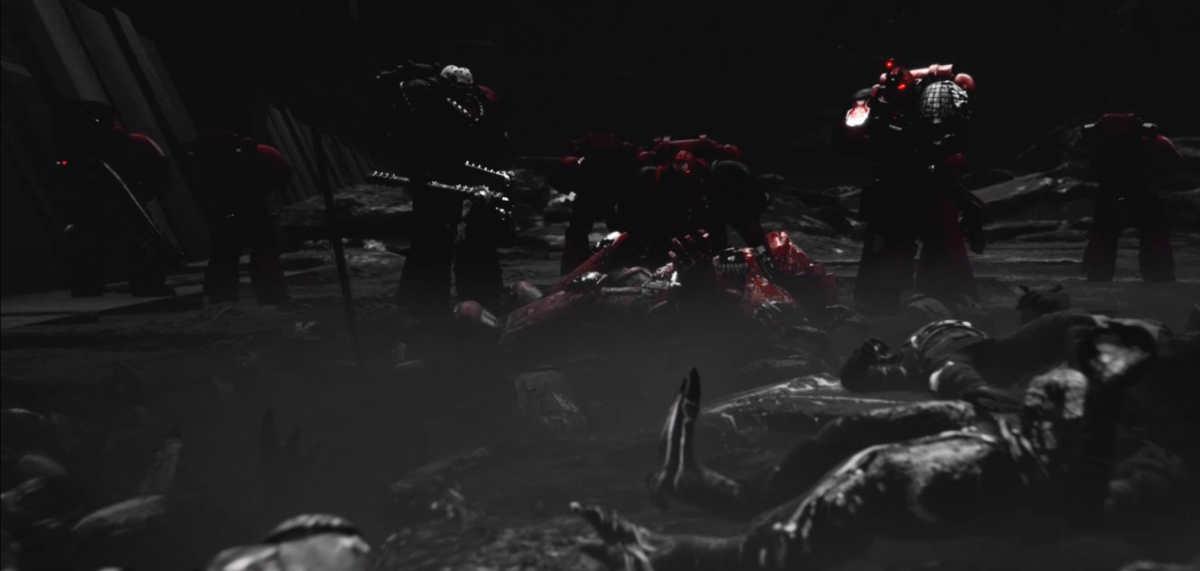 Indagine nel terzo episodio di Angels of Death