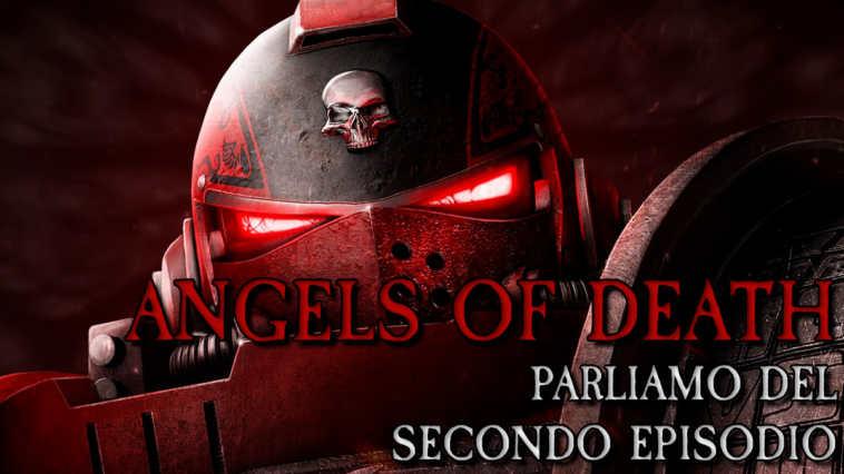 Copertina del commento del secondo episodio di Angels of Death