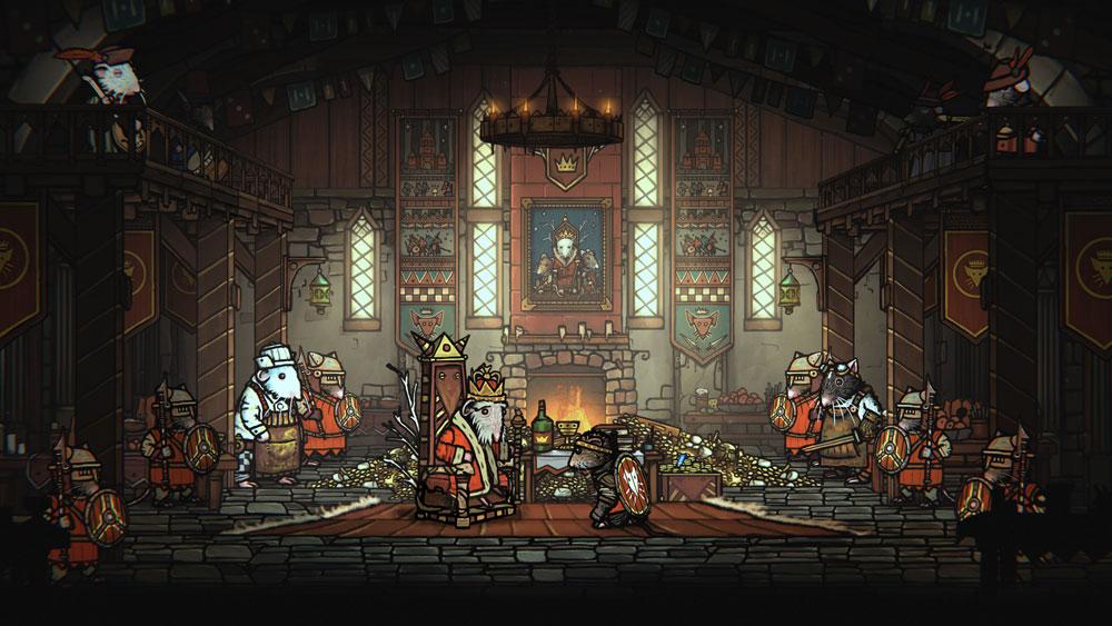 tails of iron sala del trono